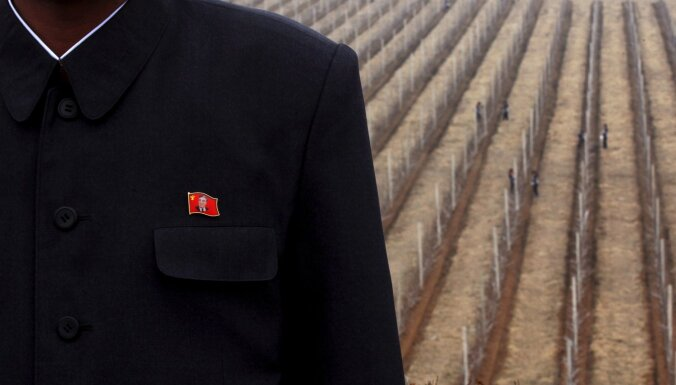 Ziemeļkorejā gaidāma mazākā raža pēdējo piecu gadu laikā, vēsta ziņojums
