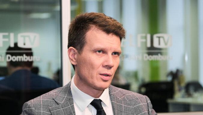 """Максим Егоров на Delfi TV: """"Латвии надо отказаться от денег структурных фондов ЕС"""""""