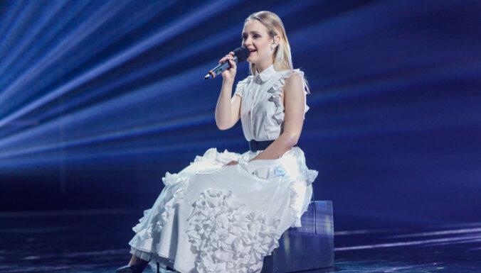 'X Faktora' skatītāji apjūsmo baltkrievietes Kattie izpildīto 'Spogulīt, spogulīt'
