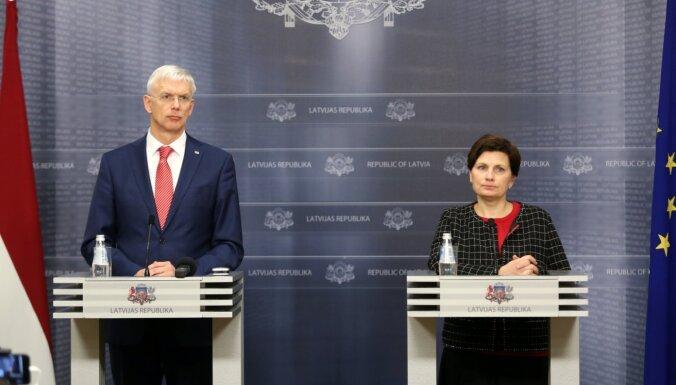 Кариньш потребовал отставки главы Минздрава Винькеле (обновлено в 17.53)