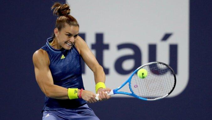 Švjonteka apstājas ceturtdaļfinālā; būs jauna 'French Open' čempione