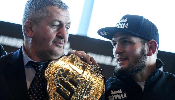 Mūžībā devies UFC cīkstoņa Nurmagomedova tēvs