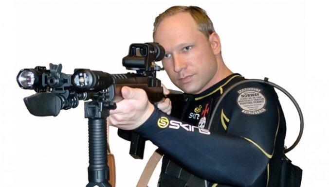 Bērings-Breivīks plānojis uzbrukt Norvēģijas medijiem