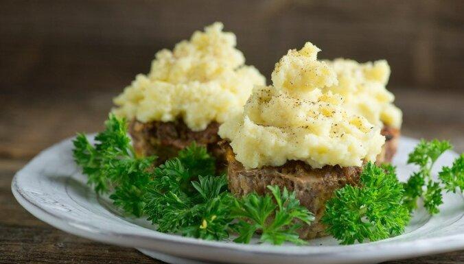 Piecas biežākās kļūdas, ko pieļaujam, gatavojot kartupeļu biezputru