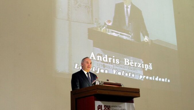 Пенсионная реформа: Берзиньш на стороне Винькеле