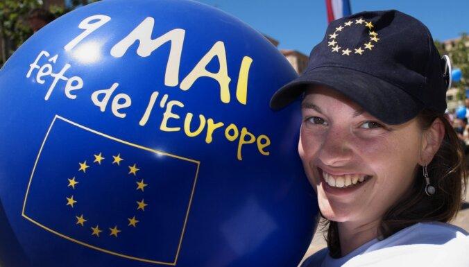 'Eiropas diena': Kā ikviens un jebkurā valodā var dot padomus ES nākotnei