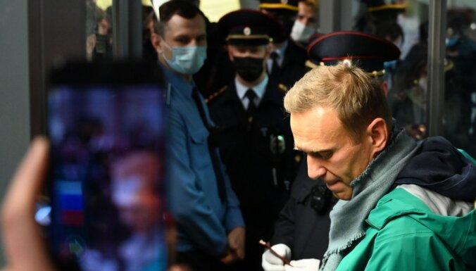 """Суд отклонил апелляцию: Навального оставили в """"Матросской тишине"""""""