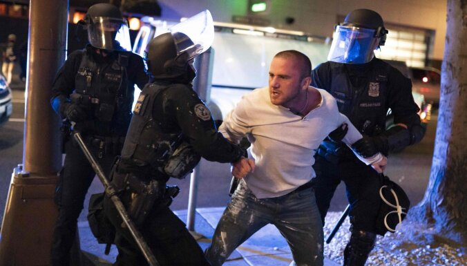 Столкновения в Портленде. На маршах Black Lives Matter и сторонников Трампа погиб человек