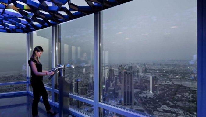 В Дубае заработала самая высокая смотровая площадка в мире
