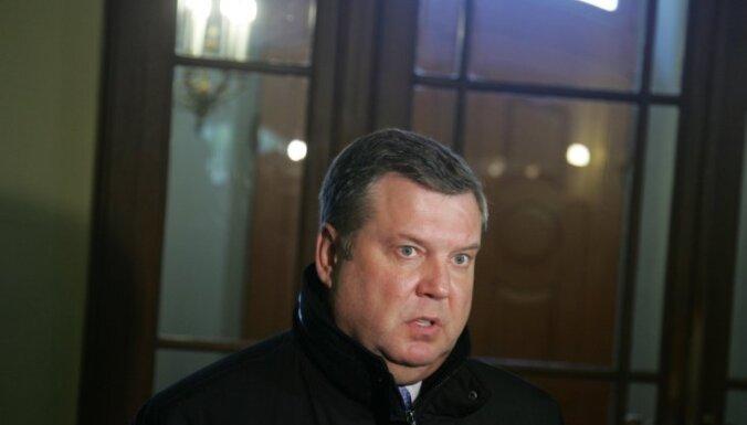 """На выборы в Европарламент пойдет """"Новое Согласие"""", которое никак не связано с Ушаковым"""