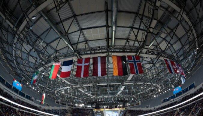 Otras halles ierīkošana pasaules hokeja čempionāta vajadzībām Latvijā varētu prasīt četrus mēnešus
