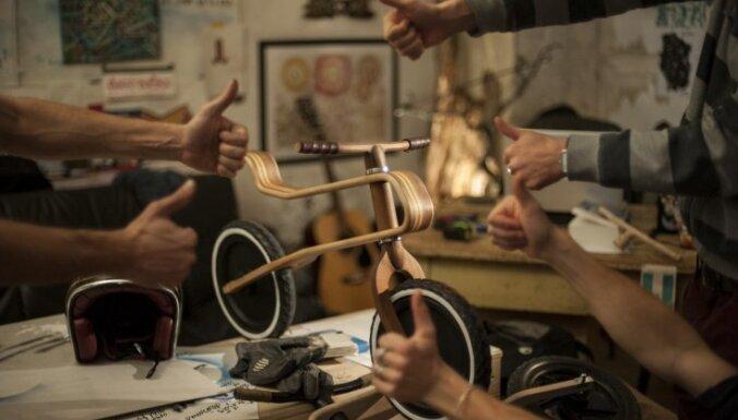 'Brum Brum' pret 'Zum Zum': par iespējamu līdzsvara velosipēdu idejas zādzību tiesāsies ar bijušajiem investoriem