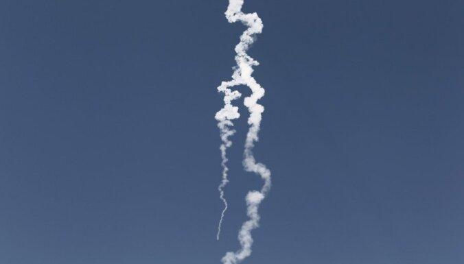 No Libānas izšautas raķetes sasniedz Izraēlu