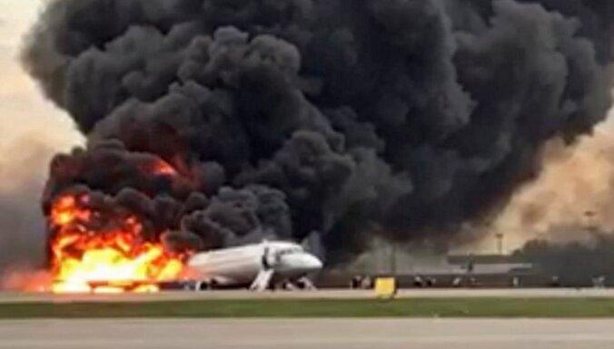 Появились первые данные по расследованию авиакатастрофы в Шереметьево