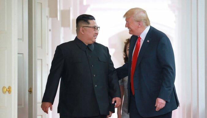 Северная Корея вернула США кости американцев