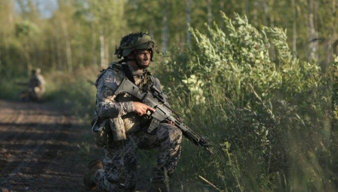 AM sagatavojusi Saeimas lēmumu projektus par NBS dalību operācijās Mali un Irākā