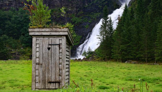Вот таким должен быть ваш туалет на даче! 11 шикарных вариантов
