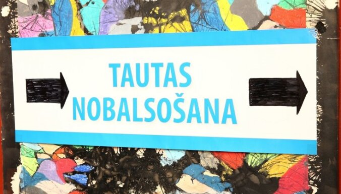 Референдум: Латвия определяет судьбу второго госязыка