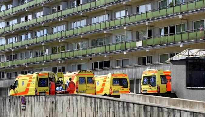 Режим ЧП в больнице Страдиня отменен, начат прием пациентов