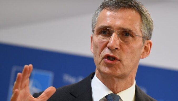 НАТО не дает Украине гарантий безопасности