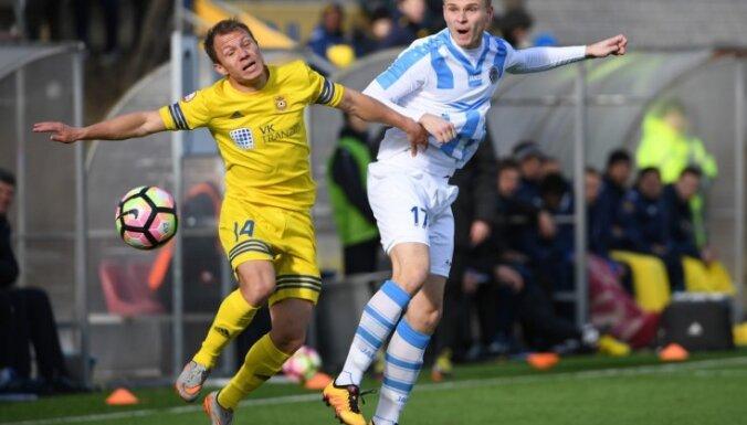 Futbola virslīga noslēdzas ar 'Riga' un 'Ventspils' komandu iekļūšanu Eirokausos