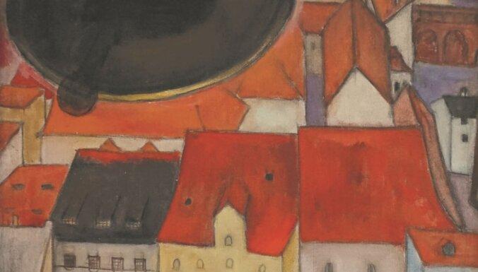 Ojāra Vācieša muzejā būs aplūkojama Birutas Baumanes gleznu izstāde