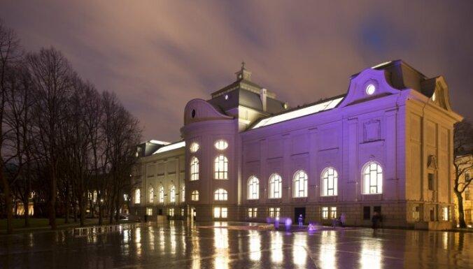 Sācis drupt jaunatvērtā mākslas muzeja skurstenis, vēsta TV3 ziņas