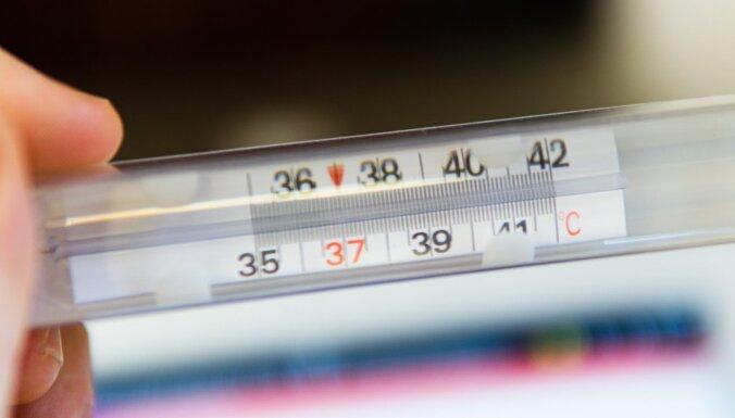 No drudža līdz meliem: interesanti fakti, par ko var stāstīt ķermeņa temperatūra