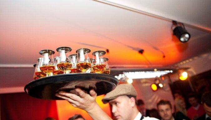 Вырос оборот латвийского распространителя виски Jameson и других популярных алкогольных брендов