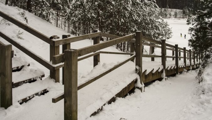Зимние прогулки в Огре: куда пойти и чем заняться?