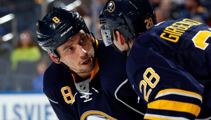 Girgensonam četri spēka paņēmieni NHL spēlē