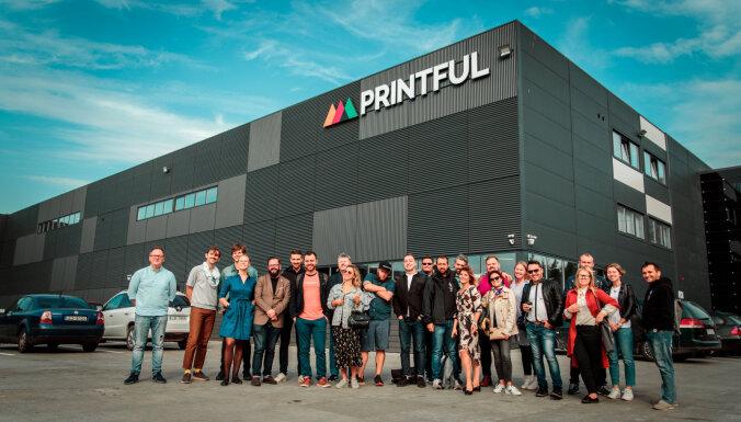 Rīgā noticis jaunuzņēmumu ekosistēmas pasākums 'IntRIGA: Startup Riot'