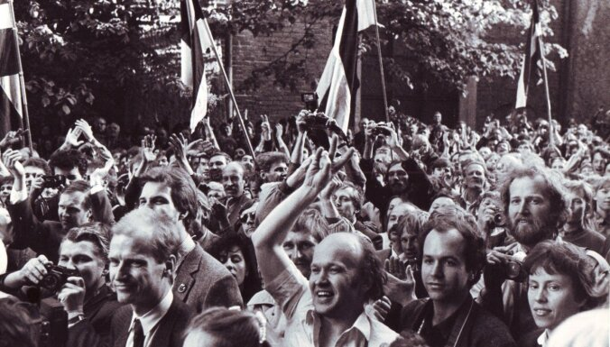 4. maijs – aprit 30 gadu kopš Latvijas Republikas neatkarības atjaunošanas