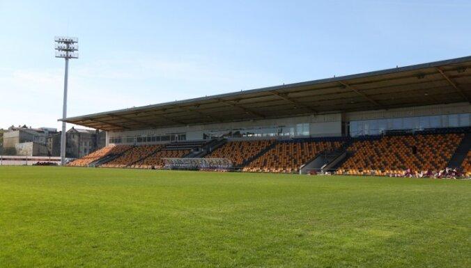 Даугавпилсу предложили построить футбольный стадион на 5000 мест