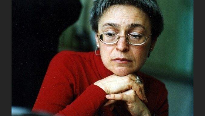 EDSO aicina turpināt Annas Poļitkovskas slepkavības izmeklēšanu