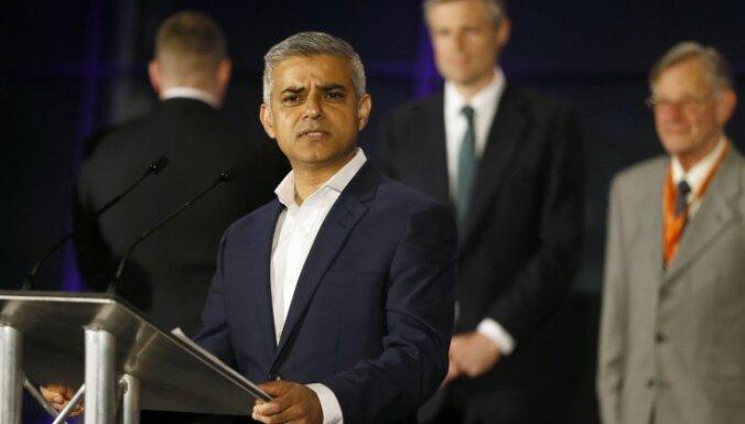 Садик Хан: новый мэр Лондона— кто он?
