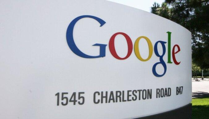 Tehnoloģiju milzis 'Google' iesaistās bēgļu krīzes risināšanā