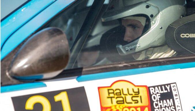 Haralds Šlēgelmilhs arī šogad startēs 'Rally Talsi'