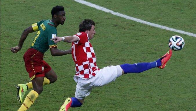 В самом веселом матче турнира хорваты забили четыре гола Камеруну