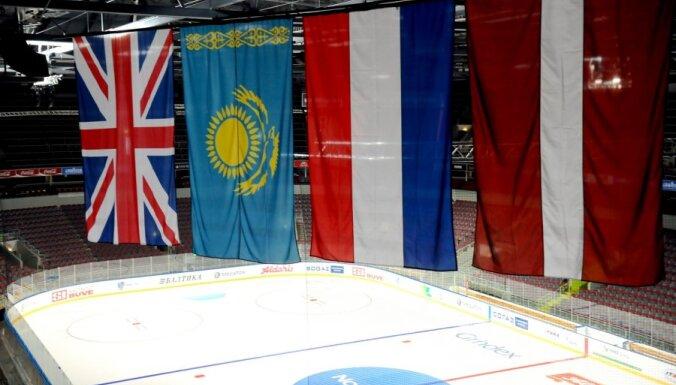 Национальный совет по спорту утвердил заявку Латвии на проведение ЧМ-2017