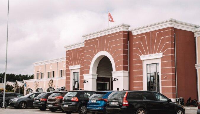 'Via Jurmala Outlet Village' šogad plānots atvērt 20 jaunus veikalus un 'Gastro tirgu'