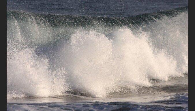 Klusā okeāna dienvidos notikusi piecu magnitūdu zemestrīce