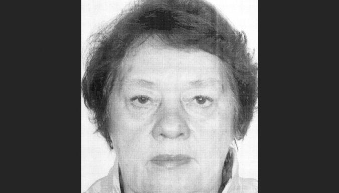 Valsts policija meklē bezvēsts pazudušo Gaļinu Looru