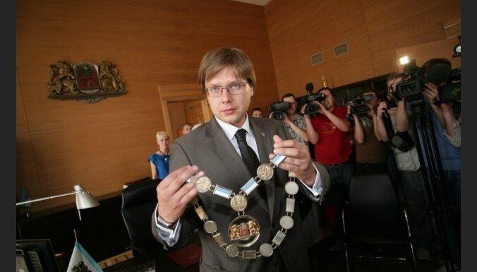 Новый мэр Риги— Нил Ушаков