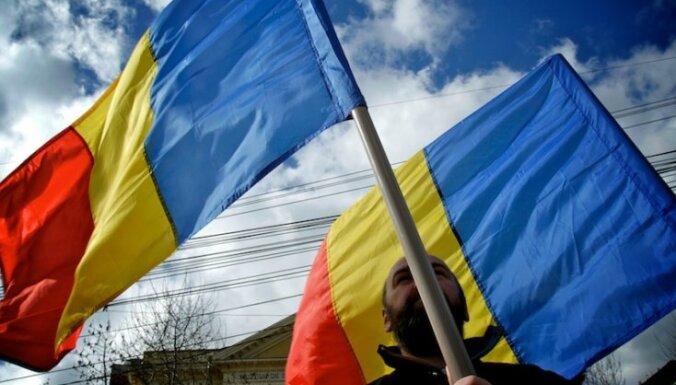 В Кишиневе прошел митинг за воссоединение с Румынией