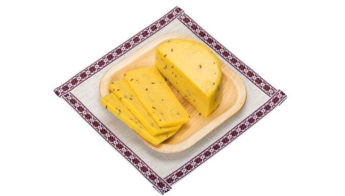 Mājās gatavots ķimeņu siers