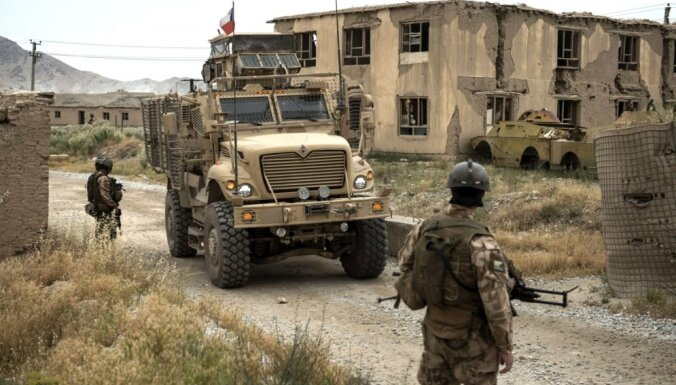 СМИ: США усилят группировку войск НАТО в странах Балтии