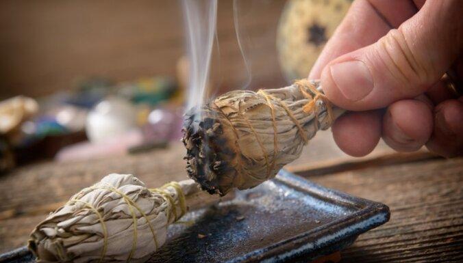 Šamaniskais attīrīšanas rituāls