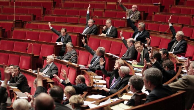 Francija pasludina par noziegumu genocīda pret armēņiem noliegšanu
