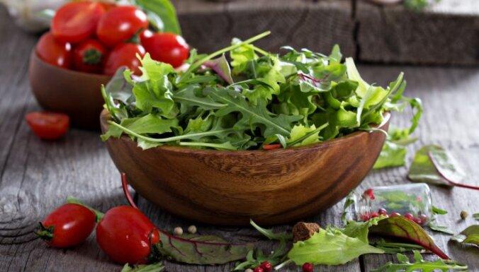 Virtuves pamati: īsais ceļvedis lapu salātu 'pasaulē'